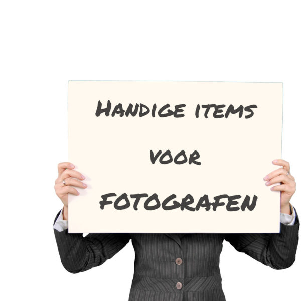 Voor fotografen